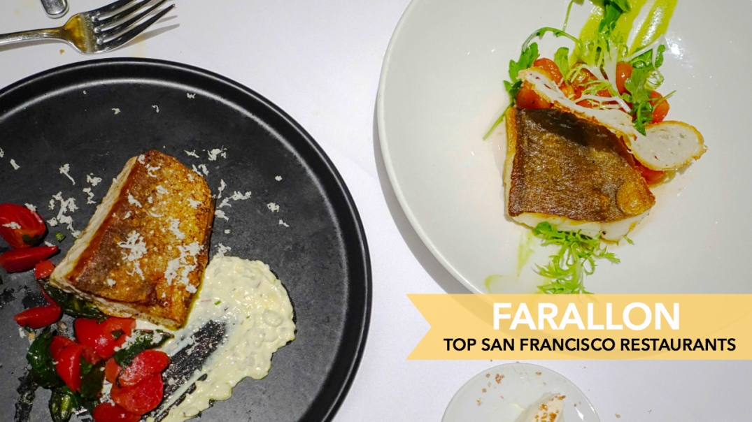 Farallon San Francisco Restaurants Fashion By Ally