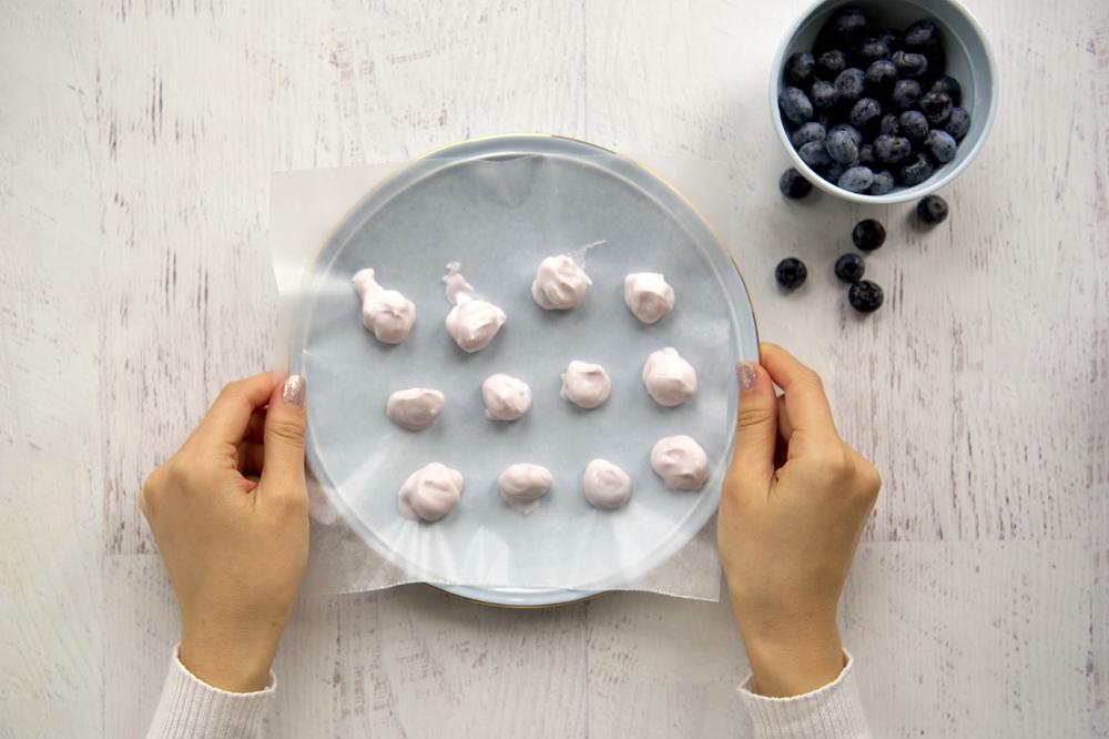frozen-yogurt-blueberries